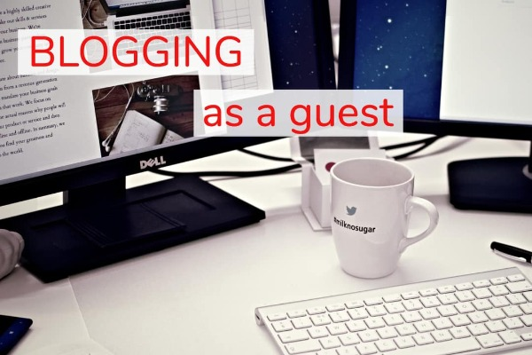 Guest posting is the future!