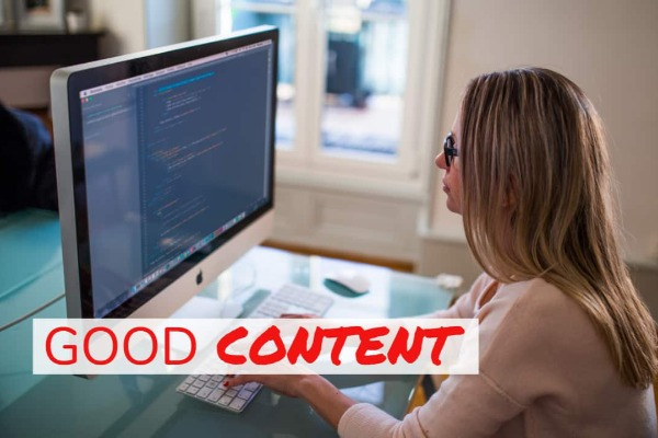 In 2018 Quality Content Is Reigning and Is Important for SEO and Ranking